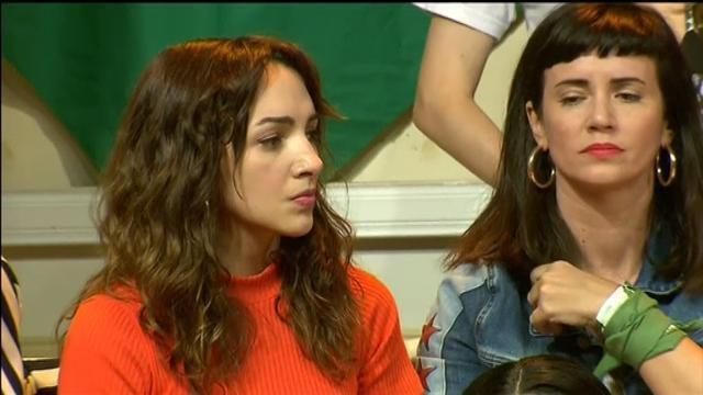 La actriz argentina Thelma Fardín denuncia al actor Juan Darthés por abuso sexual