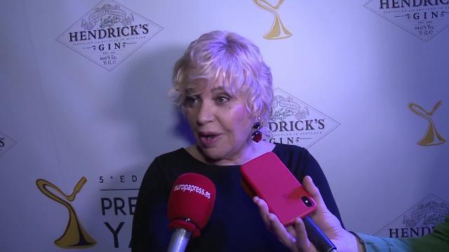 Bárbara Rey recibe un premio muy especial por toda su carrera