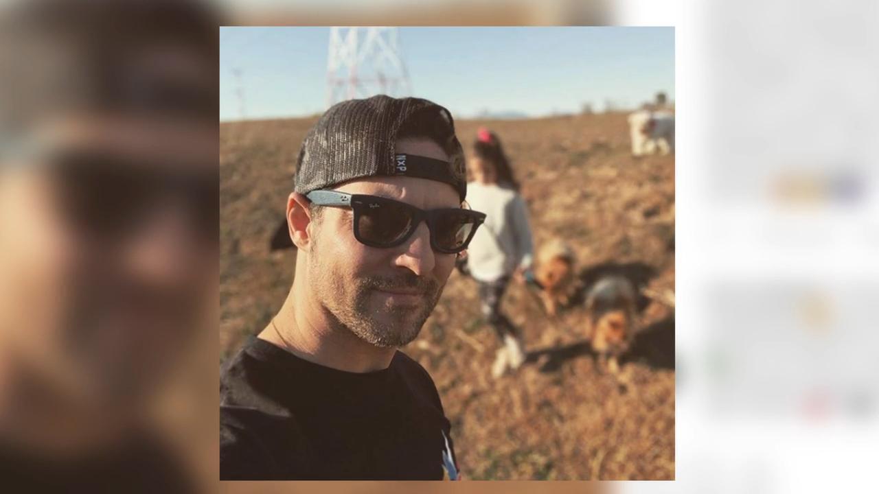 David Bisbal, a punto de convertirse en padre, disfruta de unos días junto a su familia