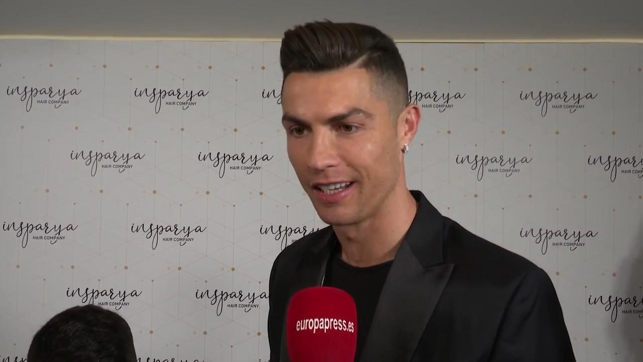 Cristiano Ronaldo vuelve a Madrid con un nuevo proyecto