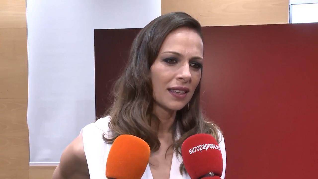 Eva zanja los rumores sobre su mala relación con Lourdes Montes