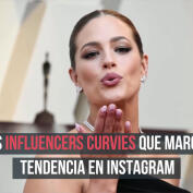 Las fotos de Instagram de las influencers curvies que marcan tendencia