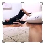 La rutina de ejercicios de Paula Ordovás