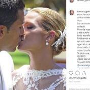 Aniversario de Tamara Gorro y Garay: cumplen 7 años de casados