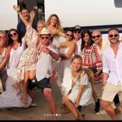 Elsa Pataky: precumpleaños en Ibiza