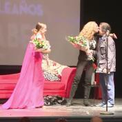 Rocío Carrasco inaugura el nuevo musical sobre Rocío Jurado