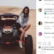 Laura Matamoros hace 'unfollow' a Daniel Illescas