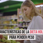 Dieta holística: Pierde kilos y gana salud