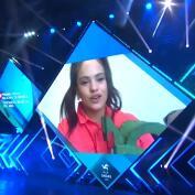 Rosalía recibe el Premio Ondas al fenómeno musical del año