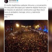 Javier Bardem pide disculpas por llamar