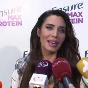 Primera aparición de Pilar Rubio tras confirmar su cuarto embarazo
