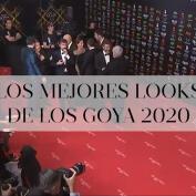 Los mejores looks de los Goya 2020