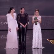 La noche de los Goya deja anécdotas y momentos para el recuerdo