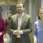 Alberto Garzón anuncia el nacimiento de su segunda hija