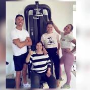 Cristiano Ronaldo muestra cómo su madre se pone en forma
