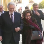 Plácido Domingo recibe el alta hospitalaria tras superar el coronavirus