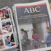 Mujerhoy, el diario ABC y el resto de revistas de Vocento, gratis en los hospitales de Madrid