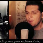 Manu Tenorio dedica una canción a las víctimas del coronavirus
