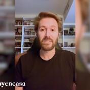 Manuel Velasco con #mujerhoyencasa