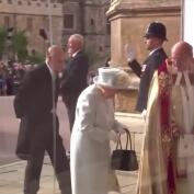 Isabel II cumple 67 años como reina de Inglaterra