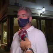 Boris Izaguirre sale en defensa de Rocío Carrasco