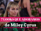 7 looks de Miley Cyrus que adoramos y queremos copiar