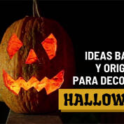 Ideas baratas y originales para decorar tu casa en Halloween