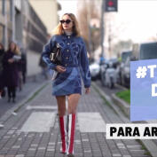 Deslumbra con estos total denim looks para arrasar