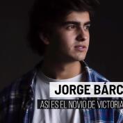 Jorge Bárcenas, así es el novio de Victoria Federica